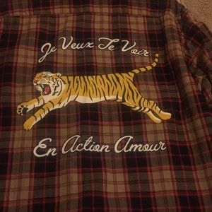 Urban outfitters flannels 21men